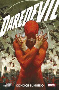DAREDEVIL 1 - CONOCE EL MIEDO