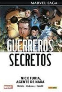 marvel saga 118 - guerreros secretos 1 - nick furia, agente de nada - Jonathan Hickman / Brian Michael Bendis / Stefano Caselli
