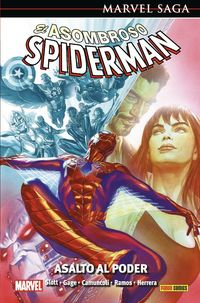 marvel saga 120 - el asombroso spiderman 53 - asalto al poder - Giuseppe Camuncoli / Dan Slott / [ET AL. ]