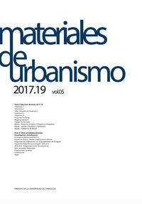 MATERIALES DE URBANISMO 2017.19 VOL. 5