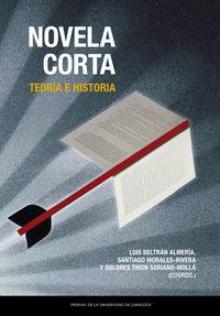 novela corta - teoria e historia - Luis Beltran Almeria