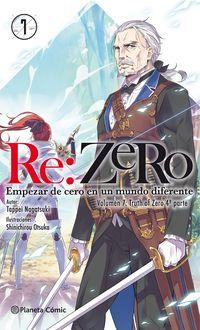 RE: ZERO 7 (NOVELA)