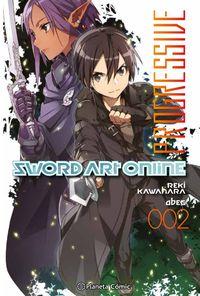 SWORD ART ONLINE PROGRESSIVE 2 (NOVELA)