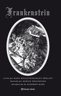 frankenstein (nueva ed) - Bernie Wrightson / Mary Shelley