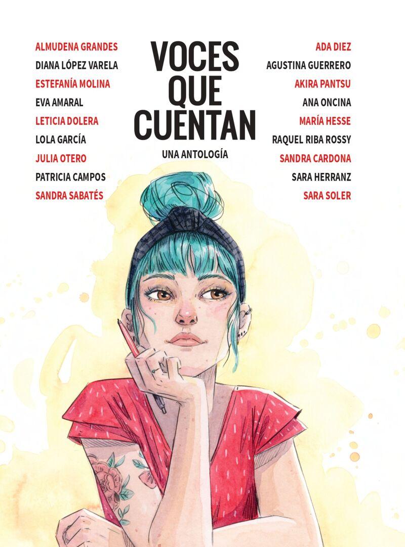 voces que cuentan (una antologia) - Diana Lopez Varela / Maria Hesse / [ET AL. ]