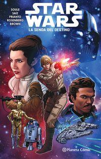 star wars 1 - destiny path (tomo) - Charles Soule / Jesus Saiz