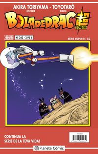 bola de drac serie vermella 263 - Akira Toriyama