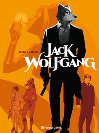 jack wolfgang 1 (novela grafica) - Stephen Desberg / Henri Recule