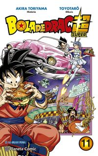 BOLA DE DRAC SUPER 11
