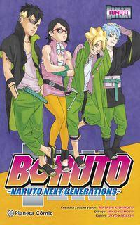 BORUTO Nº 11 - NARUTO NEXT GENERATIONS