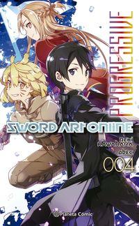 SWORD ART ONLINE PROGRESSIVE Nº 04*07 (NOVELA)