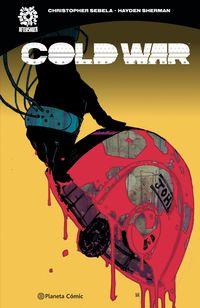 cold war - Christopher Sebela / Hayden Sherman