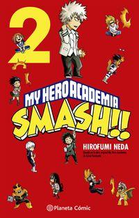 MY HERO ACADEMIA SMASH Nº 02*05