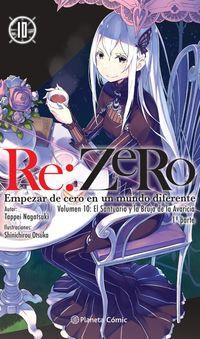 RE: ZERO 10 (NOVELA)