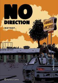 no direction (novela grafica) - Emmanuel Moynot