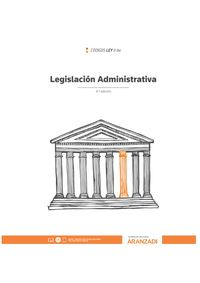 (4 ED) LEGISLACION ADMINISTRATIVA (LEYITBE) (DUO)