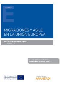 MIGRACIONES Y ASILO EN LA UNION EUROPEA (DUO)