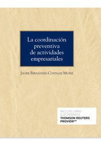 COORDINACION PREVENTIVA DE ACTIVIDADES EMPRESARIALES, LA (DUO)
