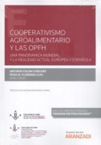 COOPERATIVISMO AGROALIMENTARIO Y LAS OPFH (DUO)