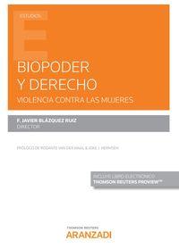 BIOPODER Y DERECHO (DUO)