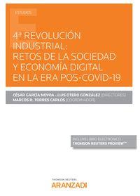 4ª REVOLUCION INDUSTRIAL - RETOS DE LA SOCIEDAD Y ECONOMIA DIGITAL EN LA ERA POS-COVID-19 (DUO)