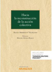 HACIA LA RECONSTRUCCION DE LA ACCION COLECTIVA (DUO)
