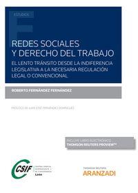 REDES SOCIALES Y DERECHO DEL TRABAJO (DUO)
