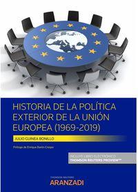 Historia De La Politica Exterior De La Union Europea (duo) - Julio Guinea Bonillo