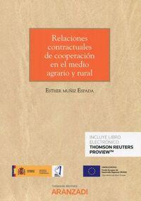 RELACIONES CONTRACTUALES DE COOPERACION EN EL MEDIO AGRARIO Y RURAL (DUO)