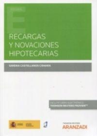 RECARGAS Y NOVACIONES HIPOTECARIAS (DUO)