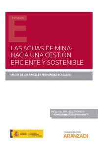 AGUAS DE MINA, LAS - HACIA UNA GESTION EFICIENTE Y SOSTENIBLE (DUO)