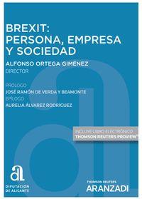 BREXIT - PERSONA, EMPRESA Y SOCIEDAD (DUO)