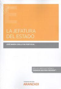 JEFATURA DEL ESTADO, LA (DUO)
