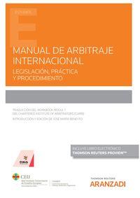 MANUAL DE ARBITRAJE INTERNACIONAL (DUO)