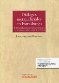 DIALOGOS METAJUDICIALES EN ESTRASBURGO (CUADERNO TC 1 / 2021 - NUM. 47) (DUO)