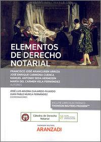 ELEMENTOS DE DERECHO NOTARIAL (DUO)