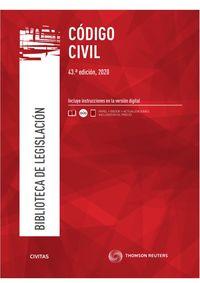(43 ed) codigo civil (duo) - Aa. Vv.