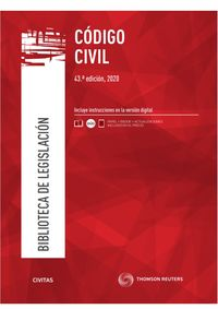 (43 ED) CODIGO CIVIL (DUO)