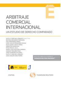 ARBITRAJE COMERCIAL INTERNACIONAL (DUO)