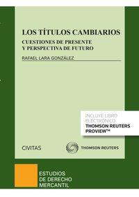 TITULOS CAMBIARIOS, LOS (DUO)
