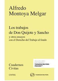 TRABAJOS DE DON QUIJOTE Y SANCHO, LOS (DUO)