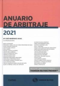 ANUARIO DE ARBITRAJE 2021 (DUO)
