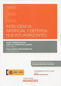 INTELIGENCIA ARTIFICIAL Y DEFENSA - NUEVOS HORIZONTES (DUO)