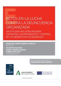 RETOS EN LA LUCHA CONTRA LA DELINCUENCIA ORGANIZADA (DUO)