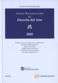 ANUARIO IBEROAMERICANO DE DERECHO DEL ARTE 2020 (DUO)