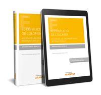 CONFLICTO DE COLOMBIA, EL - ACCION DE LAS ORGANIZACIONES INTERNACIONALES (DUO)
