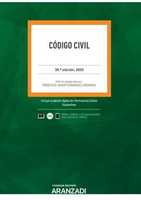 (30 ED) CODIGO CIVIL (DUO)