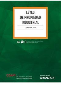 LEYES DE PROPIEDAD INDUSTRIAL (DUO)