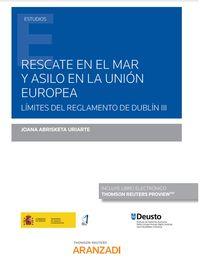 RESCATE EN EL MAR Y ASILO EN LA UE - LIMITES DEL REGLAMENTO DE DUBLIN III (DUO)