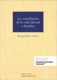 CONCILIACION DE LA VIDA LABORAL Y FAMILIAR, LA (DUO)